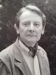 Claude Marechal portrait