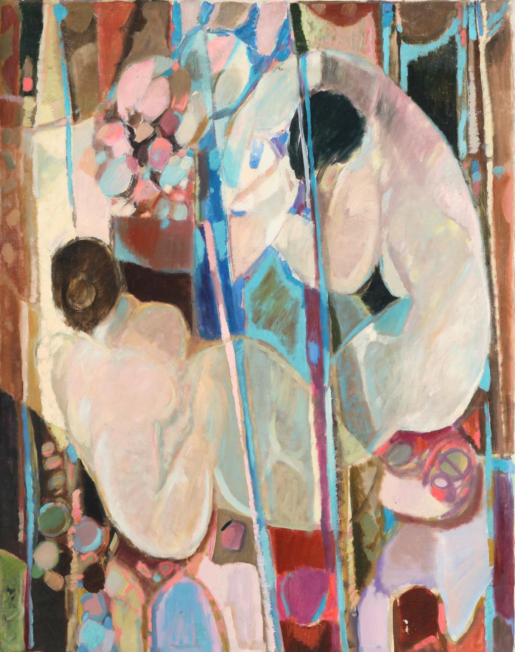1957 - Les nues - 94x75
