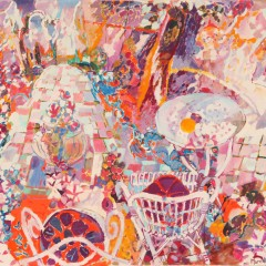 1966 - Le jardin l'orange - 145x114
