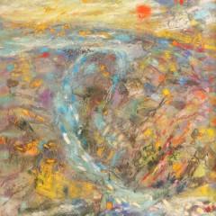 2007 - Le chemin perdu - 73x92